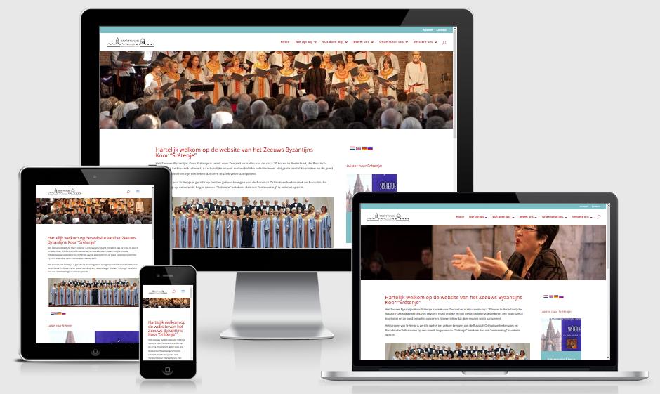 Nieuwe website in de lucht