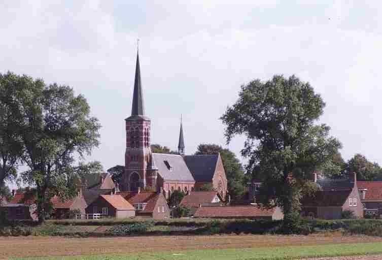 Bonifaciuskerk Kwadendamme