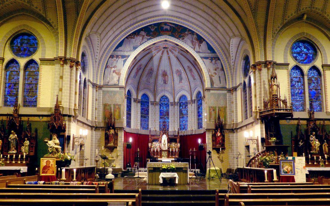 Kerkdienst Bonifaciuskerk