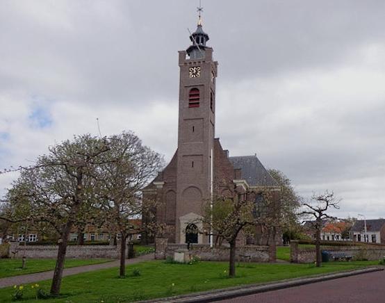 Hervormde Kerk Burgh