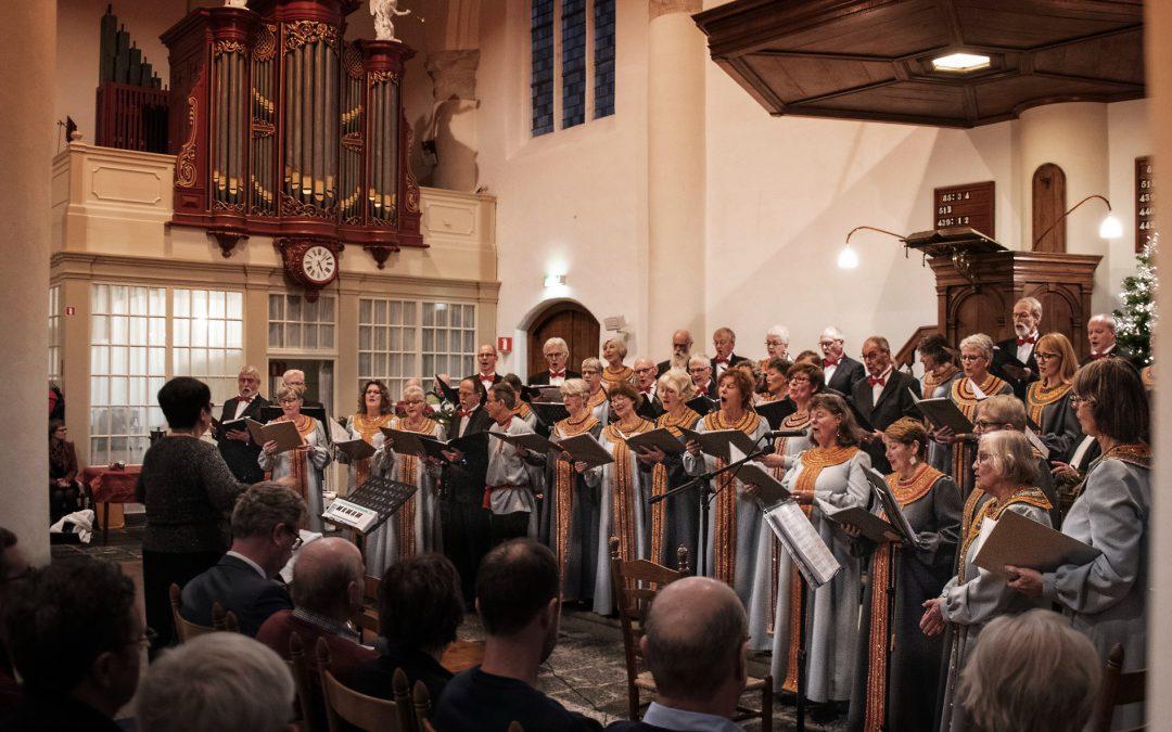 Concert in kerstsfeer